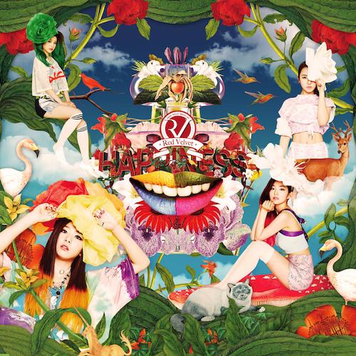 Popular programa de variedades en China es acusado de plagiar a Red Velvet