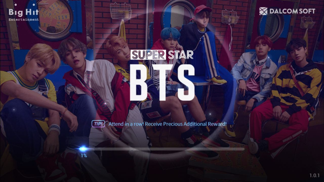 Juegokpop Superstar Bts K Pop Mexico